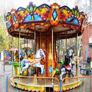 Парки культуры и отдыха Климово